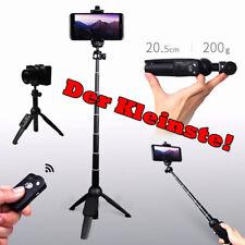 Yunteng Mini Tripod Kombination aus Bluetooth Kamera Stativ und Selfie Stick