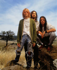 M1925 Nirvana UNSIGNED photograph NEW IMAGE Kurt Cobain /& Krist Novoselic