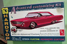 AMT 1963 Ford Galaxie 500 XL HT 3-in-1 Annual Kit Original in Box 63