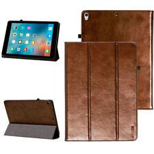 Leder Schutzhülle für Apple iPad Pro 10,5 (klein) Tablet Tasche Cover Case braun