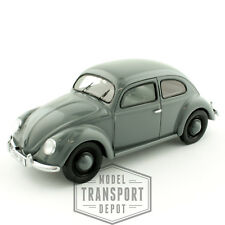 Schuco Volkswagen Beetle Typ 38 Grey Limited Edition Die Cast Scale Model 1:43
