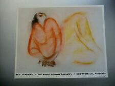 RC Gorman Suzanne Brown Gallery 1979