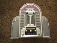 VINTAGE NOSTALGIC NEON FLASHING/STEADY MARILYN RADIO BY CICENA AM/FM
