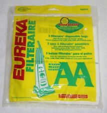Original Eureka AA 58623 Filteraire Vacuum Cleaner Bag Package of 3