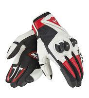 Dainese Handschuhe Gr. XXL Mig C2 UNISEX schw/weiß/rot  Motorradhandschuhe NEU