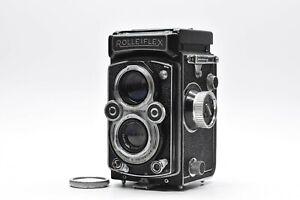 [EXC READ] Rolleiflex 3.5C MX TLR Tessar 75mm f3.5 T Carl Zeiss Jena JAPAN