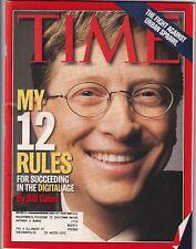 Time Magazine Steve Jobs Urban Sprawl March 22, 1999 062819nonr