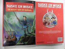 Suske en Wiske nr 350 EERSTE DRUK  December  2019