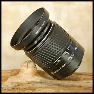 Nice clean Konica Minolta 18 70mm 4 SONY Alpha A Digital AF DT Zoom Lens Hood