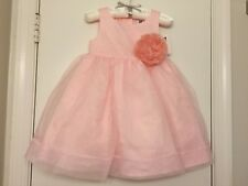 Janie and Jack Special Occasion Flower Girl Dress Petal/ Pink  Size 2T ~NWT~$129