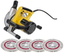 Pro Wall Grinder Slot Milling Machine Biscuit Joiner Incl. 4