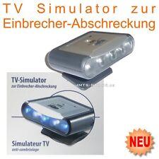 TV Simulator zur Einbrecher Abschreckung Fake Haus Zuhause Attrappe Fernseher