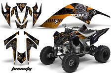 ATV Graphic Kit Quad Decal Sticker Wrap For Yamaha Raptor 700 06-12 TOXIC O K