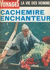 sciences et voyages - la vie des hommes - numero 208 avril 1963