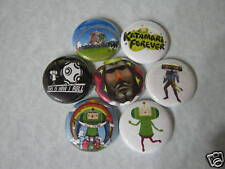 KATAMARI 7 PINS BUTTONS BADGES DAMACY FOREVER NEAT NEV