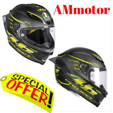 Casco Agv Gp R Pista Top Project 46 2.0 Carbon Valentino Rossi Tg S 55 56 Racing
