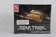 Amt Ertl Star Trek The Motion Picture Vulcan Shuttle Model Kit 1984 Nib Rare!