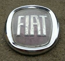 Fiat 500 trunk emblem badge decal logo symbol rear OEM Genuine Original Stock