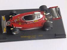 Ixo Presse 1/43 - Ferrari F1 312T Niki Lauda 1975