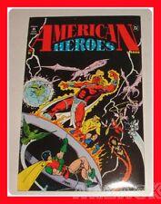 AMERICAN HEROES 8 Play Press Animal Man Grant Morrison