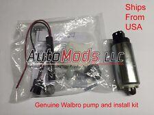 Mazdaspeed Miata 190LPH Walbro Fuel Pump high pressure 190 turbo