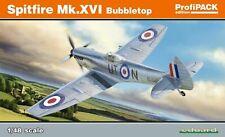 SPITFIRE Mk.XVI 1/48 EDUARD PROFIPACK 8285 + Decals bonus