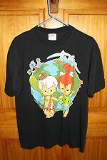 The Flintstones Pebbles And Bam bam T- Shirt. Men's Large.