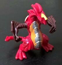 2009 McDonald's Happy Meal Toy - Sega Spin Master Bakugan Dragonoid Red Dragon