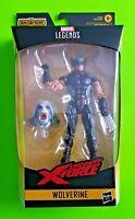 """Marvel Legends Wolverine 6"""" BAF Wendigo (Uncanny X-Force) - NEW/SEALED"""