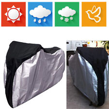 XL Heavy Duty Waterproof Bicycle Cover Bike Sun/Rain/Snow/DustProof UV Protector