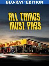 All Things Must Pass: The Rise and Fall of Tower Records [Blu-ray] DVD, Chuck D.