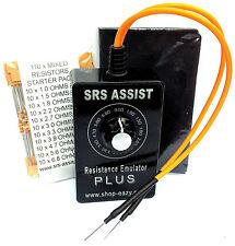 Airbag SRS Profesional herramienta de prueba buscador de fallas emulador de resistencia 0 - 6.8 ohmios