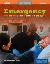 Emergency Care and Transportation of the Sick and Injured (2010, E-book,...