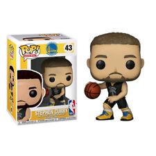 NBA (Basketball): Golden State Warriors - Stephen Curry Pop! Vinyl Figure Funko