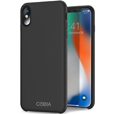 COBIA iPhone X Ultra Thin Liquid Shell Case   0.2MM    QI Charge Enabled   2018