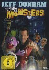 JEFF DUNHAM - MINDING THE MONSTERS  DVD NEU