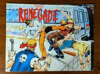 Renegade (Nintendo Entertainment System) NES - Manual Only - No Game