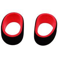 1X(3PCS RC Cars Transmitter Steering Wheel Foam Grip Hand Wheel Sponge for TR nj