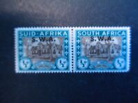 South West Africa #B9 Mint Hinged- (Z5) I Combine Shipping!
