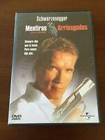MENTIRAS ARRIESGADAS - EDICION 1 DVD - 134 MIN - WIDESCREEN - UNIVERSAL - USADA