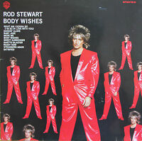 "Vinyle 33T Rod Stewart  ""Body wishes"""