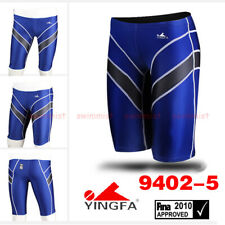 NWT YINGFA 9202-1 MEN/'S COMPETITION RACING TRAINING SWIMMING TRUNKS BRIEF L Sz28