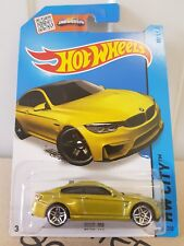 Hot wheels 2015 - BMW M4 [Olive] *12 CARS POSTED FOR $10*