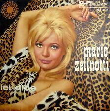 "LEI DICE MARIO ZELINOTTI 7"" ( margareth rose keil on cover )  1965 DISCO ESTATE"