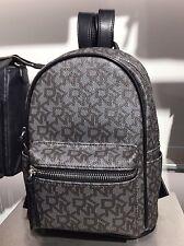 DKNY Authentic Designer PVC Mini Backpack Bag
