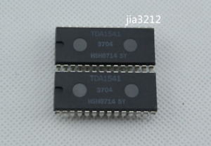 1PCS For Dual 16-bit DAC IC PHILIPS DIP-28(Crown) TDA1541AS2 TDA1541A S2
