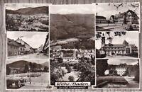 uralte AK Wehr Baden im südlichen Schwarzwald Gesamtansicht Schwimmbad Park //60