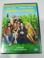 Sacame del Paraiso Jennifer Aniston - Region 2 DVD Español Ingles