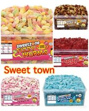 SWEETZONE JELLY SWEETS x 5 TUBS MIX SELECTION 100% HALAL HMC Wholesale