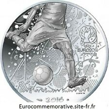 Disponible 10 Euros Argent France Coupe de l'UEFA 2016 ! UNC Silver coin ! ! !